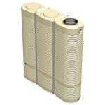 1500 Litre Modular Corrugated Slimline