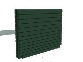 1000 Litre Thin Tank Heritage Green