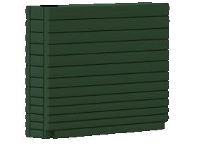 2000L Thintank Heritage Green
