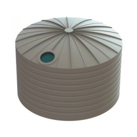 22500 Litre Domed Round